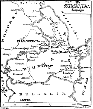 The Rumanian Campaign