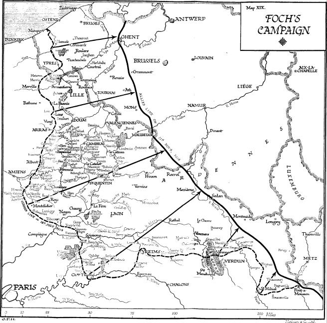 Foch's Campaign