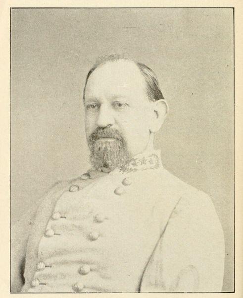GENERAL A. J. VAUGHAN. 1885.