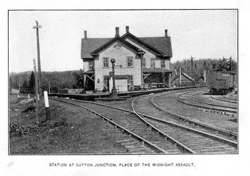 Station at Sutton Junction