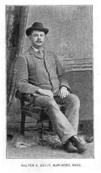 Walter K. Kelly