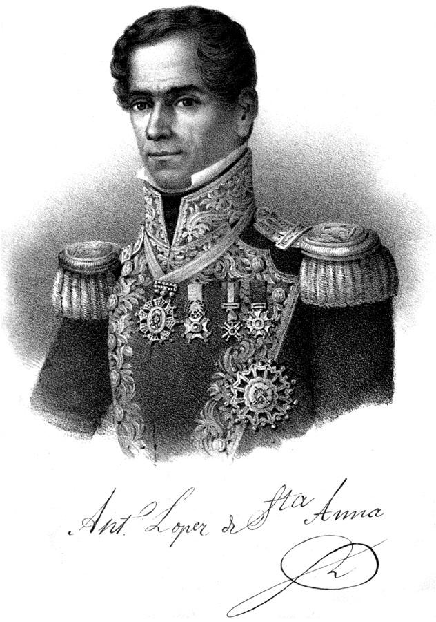 Ant. Lopez de Sta Anna