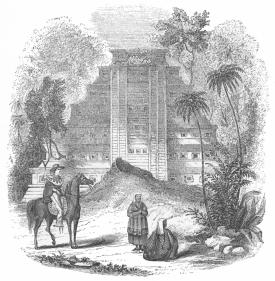 PYRAMID OF PAPANTLA.