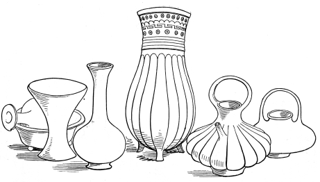ANCIENT VASES AND VESSELS.