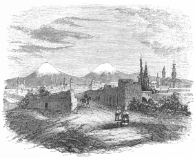 CITY OF PUEBLA.