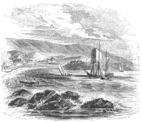 BAY OF ACAPULCO.