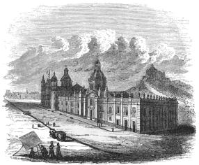 COLLEGIATE CHURCH OF GUADALUPE.