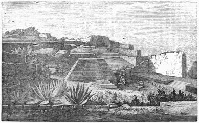 RUINS OF QUEMADA.