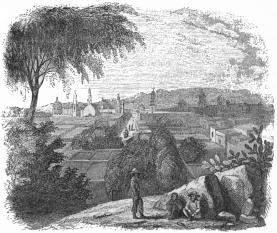 CITY OF SAN LUIS POTOSI.