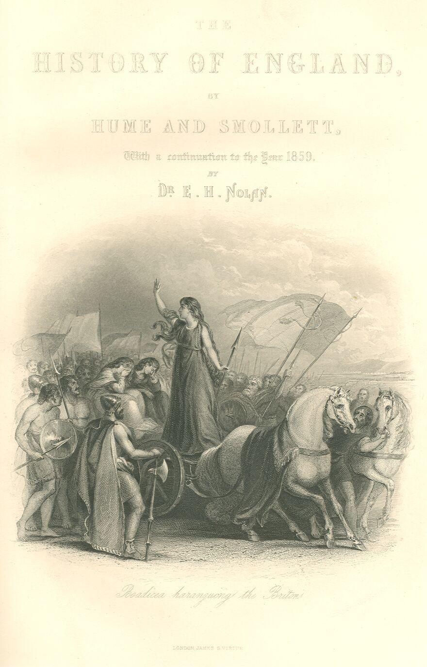 Titlepage.jpg Boadicea Haranguing the Britons