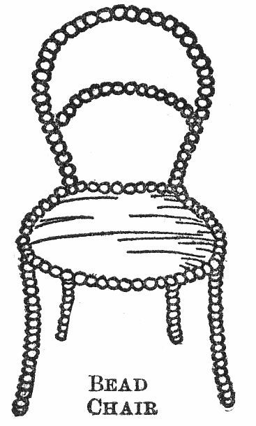 Bead Chair