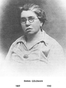 Emma Goldman 1869--1940