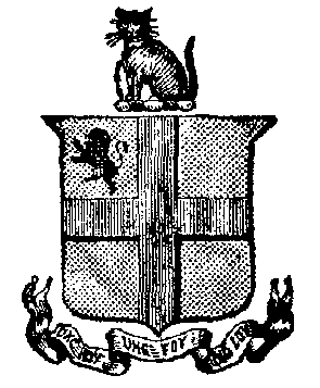 BURKE COAT OF ARMS.