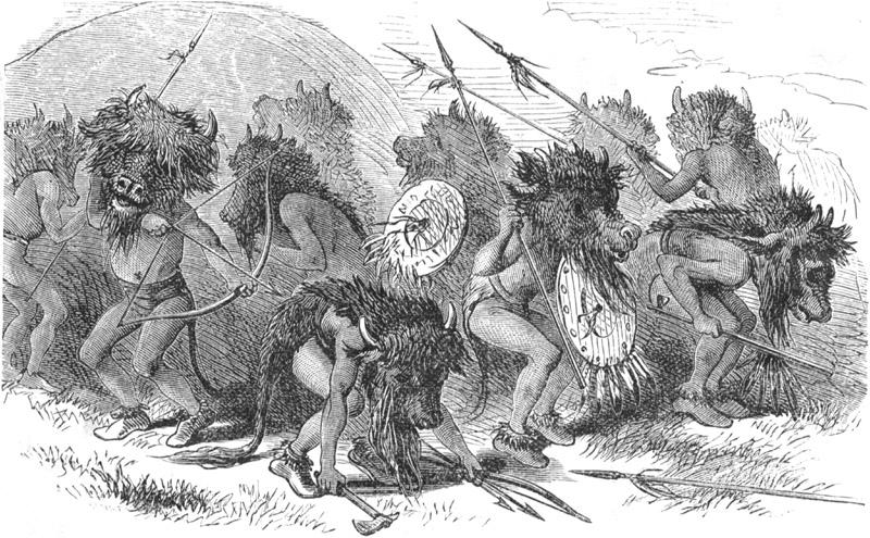 The Buffalo Dance