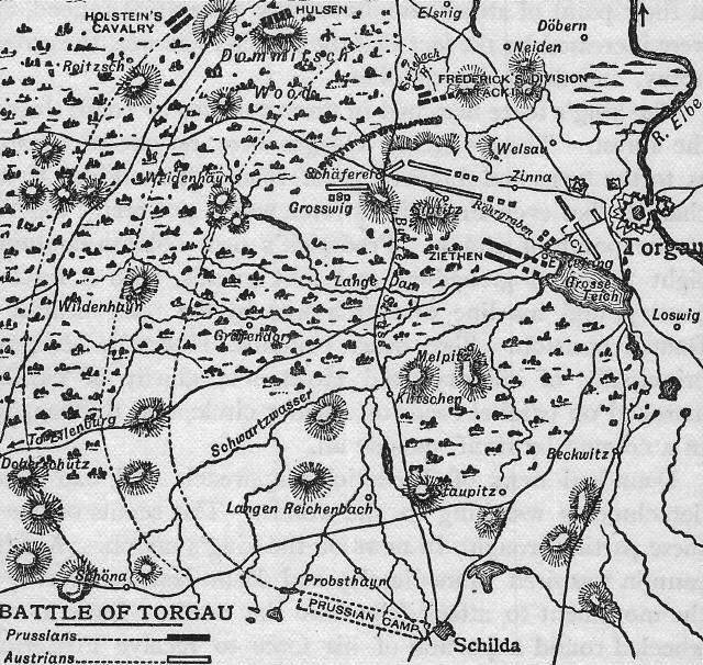 Battle of Torgau