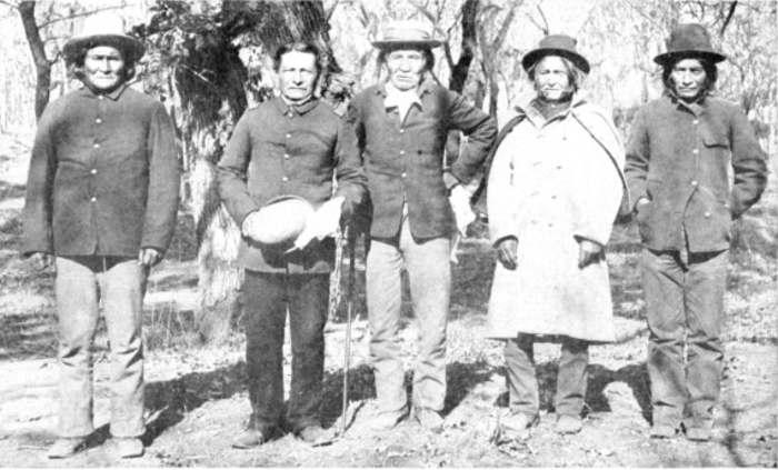 Geronimo Nanne Ozone Chihuahua Loco