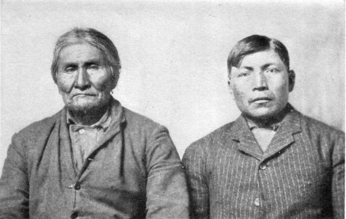 Geronimo Asa Deklugie