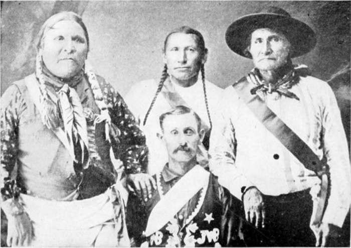 Lone Wolf Geronimo