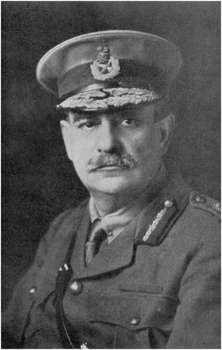 Major-General Sir John Monash, K.C.B., V.D.