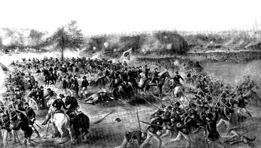 SIXTEENTH ARMY CORPS IN THE BATTLE OF ATLANTA