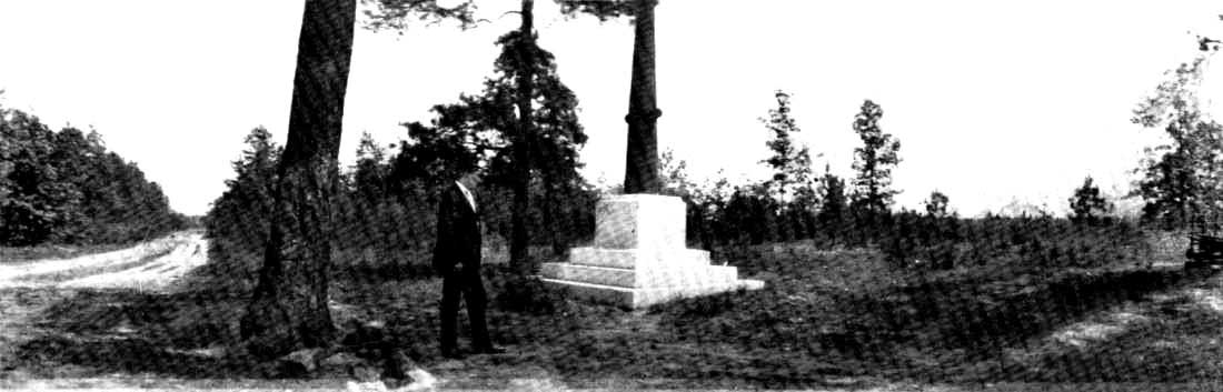 MONUMENT ERECTED ON THE BATTLE-FIELD OF ATLANTA