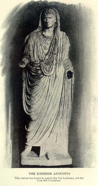 The Emperor Augustus.