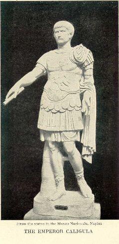 The Emperor Caligula.