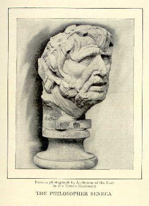 The philosopher Seneca.
