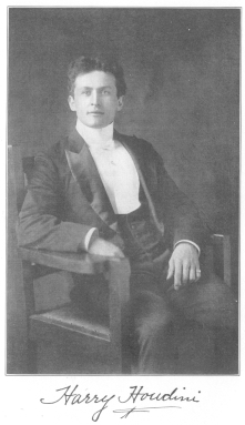 Harry Houdini  Frontispiece