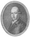 Henri-Louis Jacquet-Droz, son of Pierre Jacquet-Droz, and the superior of his father as a mechanician. Born Oct. 13th, 1752, died November 15th, 1791. From the Jaquet-Droz brochure, issued by the Neuchâtel Society of History and Archæology.