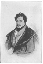 Bartolomeo Bosco in his prime. From an engraving in the Harry Houdini Collection.