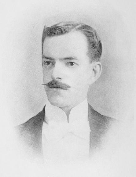 HERBERT DE CASTON.