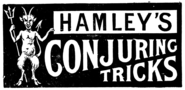 HAMLEY'S CONJURING TRICKS