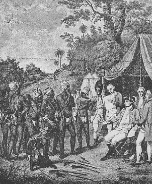 PACIFICATION OF THE MAROONS.