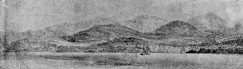 VIEW OF PART OF HISPANIOLA.
