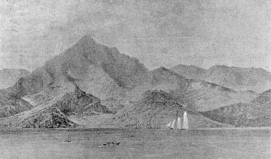 LA GUAYRA ON THE MAIN.