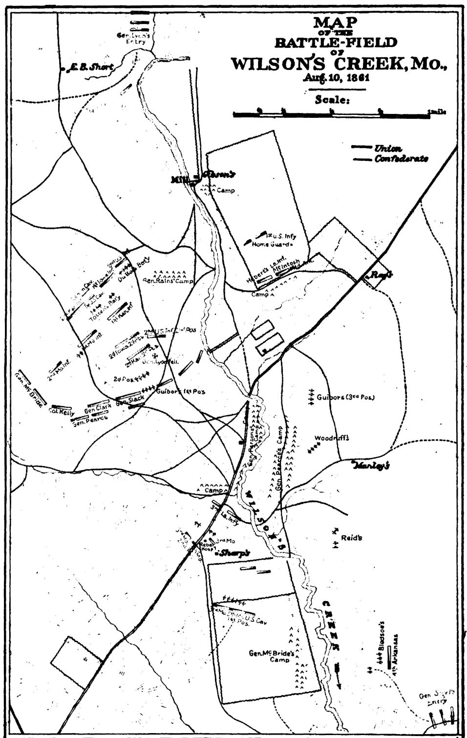 165-battlefield of Wilson's Creek