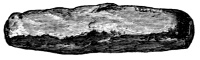 Fig. 88.—Ingot of Silver (actual size).