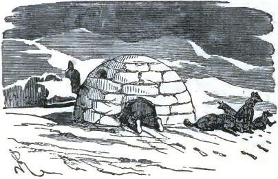 The snow-house