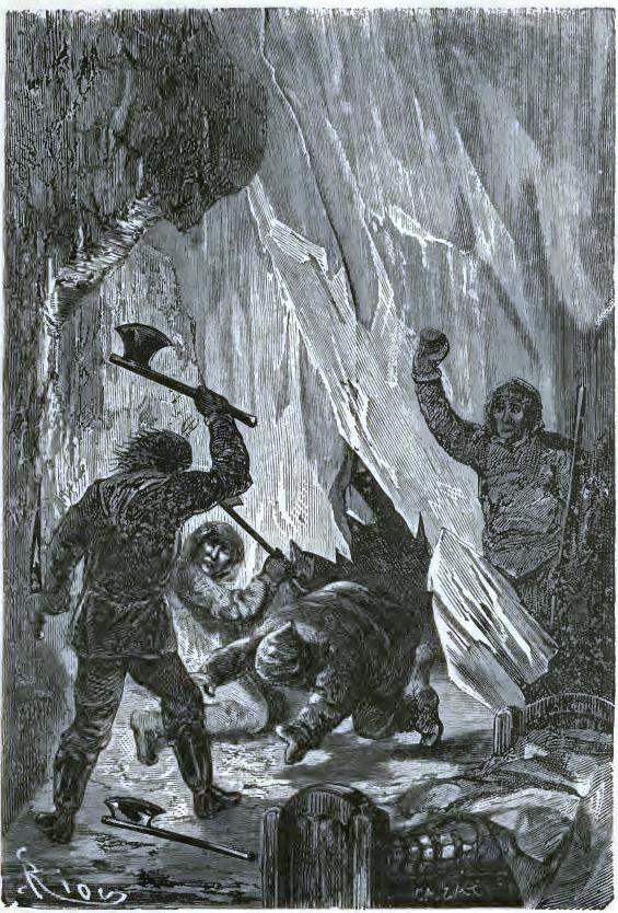 Altamont raised his hand to strike