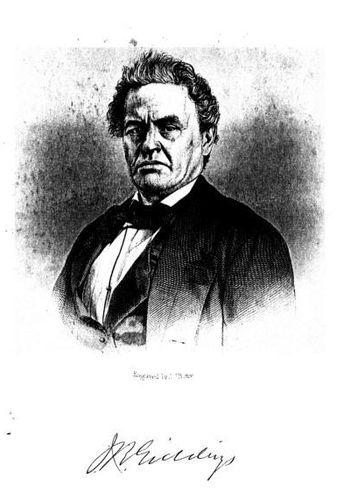 J. B. Giddings (Engraved by J. C. Buttre.)
