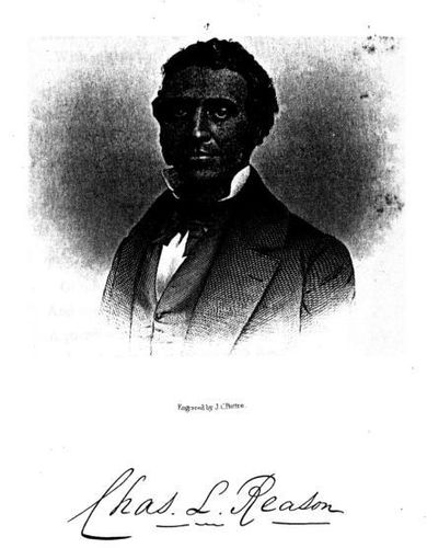 Chas. L. Reason (Engraved by J. C. Buttre)