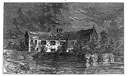 PLAYFORD HALL, SUFFOLK. The seat of Thomas Clarkson, Esq.