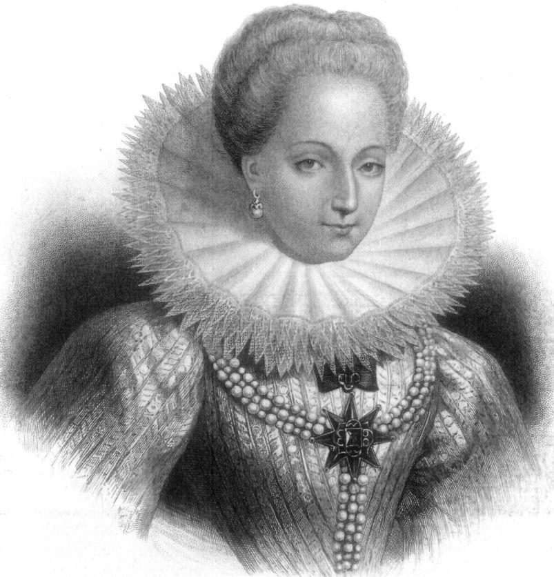 GABRIELLE D'ESTRÉES.
