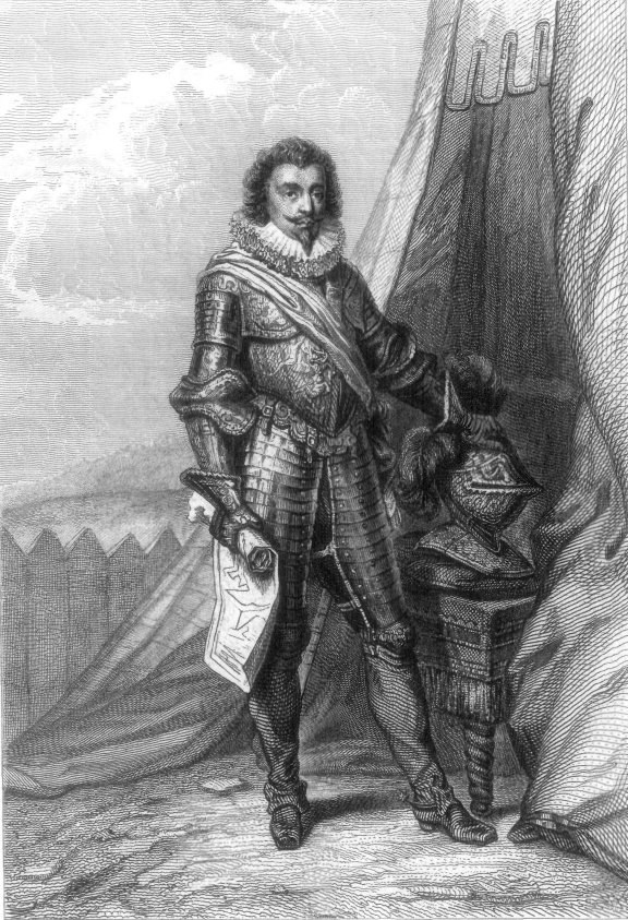 Marshal Bassompierre.