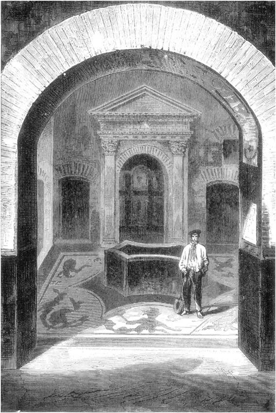 ANCIENT BATH-ROOM.