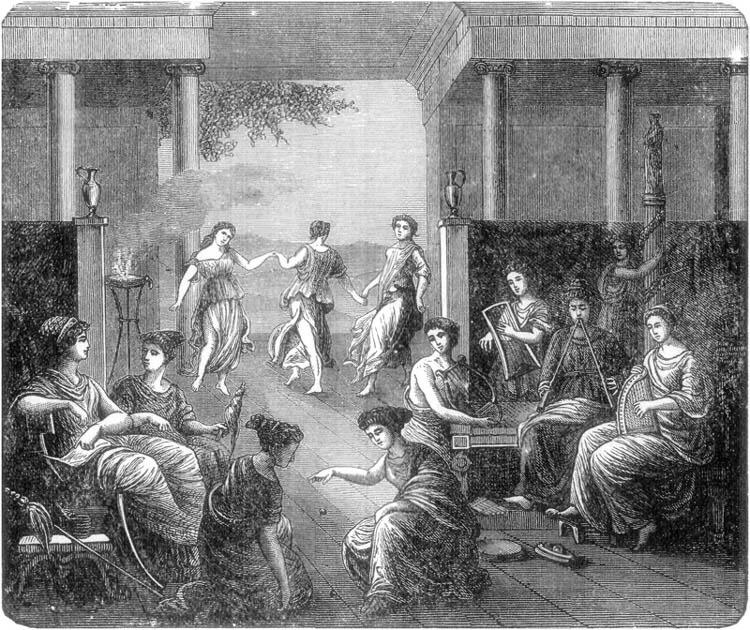 SOCIAL ENJOYMENT OF WOMEN