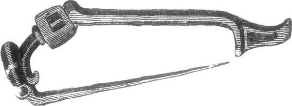 Shawl or Toga Pin