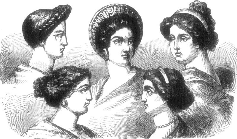 HAIR-DRESS.