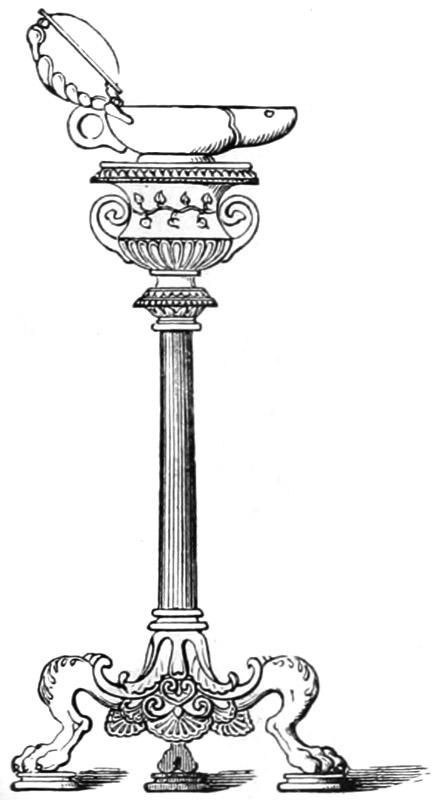 STANDING LAMP.